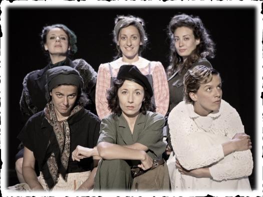 Il viaggio infinito delle donne in guerra